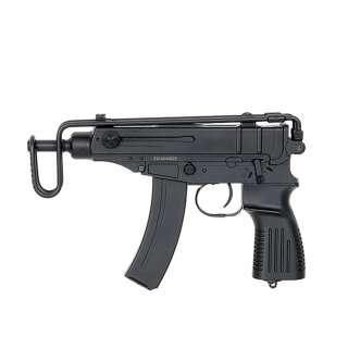 Пістолет-кулемет SCORPION R2 VZ61 [JG], Black, Jing Gong