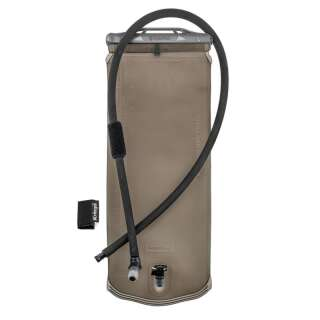Питна система HydraPak First Wave ™ 3L Military Reservoir, [018] Charcoal