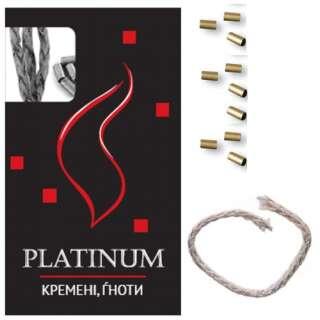 Platinum кремни и фитиль для зажигалок