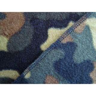 Плед ШТУРМ - Fleece, US Woodland, Український виробник