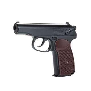 Пневматичний пістолет KWC MAKAROV, Black