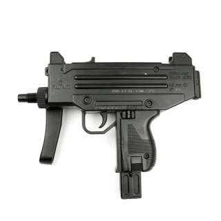 Пневматичний пістолет MICRO D.UZI 4.46 BB, Black, Keseru