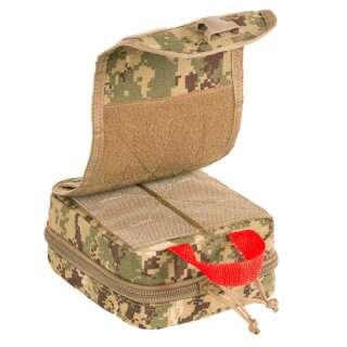 Подсумок-Аптечка MOLLE PMP-L (Personal Medical Pouch Large), [1307] SOCOM camo, P1G-Tac®
