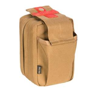 Подсумок-Аптечка MOLLE PMP (Personal Medical Pouch), АКЦИЯ, [1174] Coyote Brown, P1G-Tac®