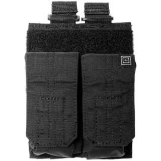 Підсумок для 40мм гранати MOLLE 5.11 DOUBLE 40MM GRENADE POUCH, [019] Black, 5.11 ®