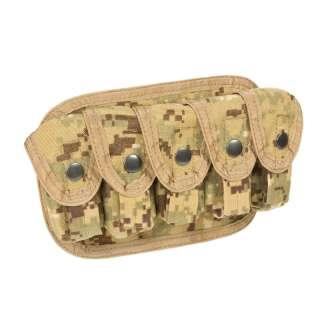 Підсумок для гранат ВОГ MOLLE SGP-5 (Soviet Grenade Launcher Pouch-5 pcs), АКЦІЯ, [1307] SOCOM camo, P1G-Tac -Tac -Tac