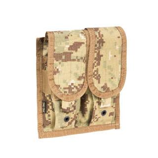 Подсумок для магазинов AK/M4 MOLLE RMCP (Rifle Mag's Covered Pouch), P1G-Tac®