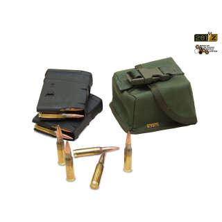 Підсумок для магазинів снайперської гвинтівки M.U.B.S.SRMP-308/10 (Sniper Rifle D.Mag.Pouch.308/10), P1G-Tac