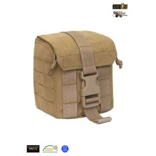 Підсумок польовий гранатний/універсальний M.U.B.S.AGP (Ammunition/Grenade Pouch), [1174] Coyote Brown, P1G-Tac -Tac -Tac