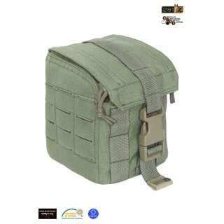 Підсумок польовий гранатний/універсальний M.U.B.S.AGP (Ammunition/Grenade Pouch), [1176] Camo Green, P1G-Tac -Tac -Tac