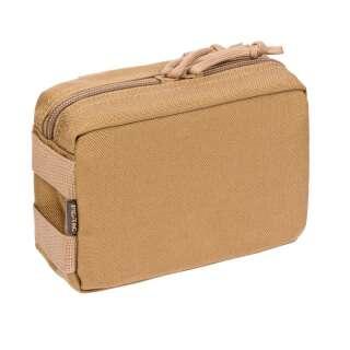 Підсумок універсальний середнього розміру MOLLE SGP-С (Small Gear Pouch Compact), [1174] Coyote Brown, P1G-Tac -Tac -Tac