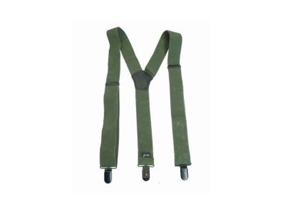 Подтяжки Mil-tec брючные на крокодилах (Olive), Sturm Mil-Tec