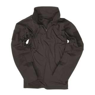 Тактическая полевая рубашка (Black), Mil-Tec Sturm