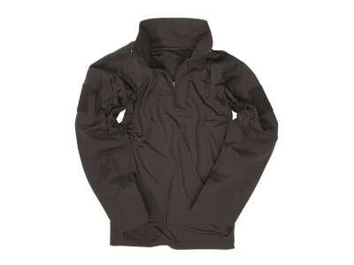 Тактична польова сорочка Mil-Tec (Black), Mil-tec