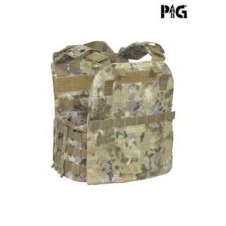 Полевой защитный жилет M.U.B.S.BFPC( BattleField PlateCarrier) (чехол), [1170] Covert Arid Camo Pat. D 697,319, P1G
