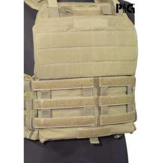 Полевой защитный жилет M.U.B.S.BFPC( BattleField PlateCarrier) (чехол), [1174] Coyote Brown, P1G