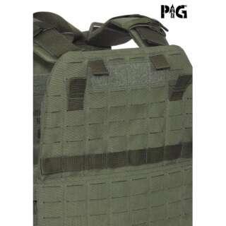 Полевой защитный жилет M.U.B.S.BFPC( BattleField PlateCarrier) (чехол), [1176] Camo Green, P1G