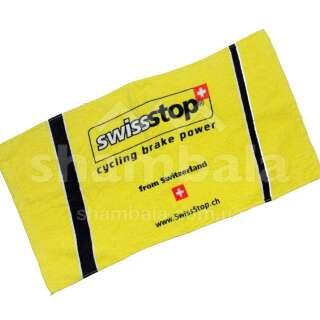 Полотенце SwissStop Compressed Towel, XS - 30 x 60см, Yellow (SWISS P100003788)