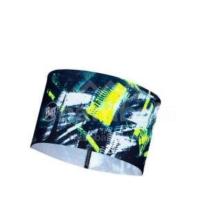 Пов'язка на голову Buff Tech Fleece Headband, Sineki Blue (BU 126746.707.10.00)