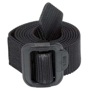 Пояс тактичний 5.11 TDU Belt - 1.5 Plastic Buckle, [019] Black, 44140