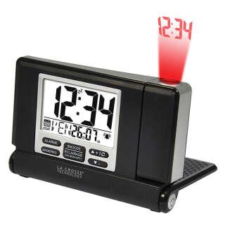 Проекційні годинники La Crosse WT525-Black/Silver, La Crosse (France)