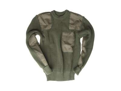 Пуловер BW акриловий (Olive), Mil-tec