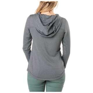 Пуловер жіночий 5.11 Aphrodite Hooded Pullover, [293] Black Herringbone, 5.11 ®