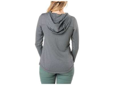 Пуловер женский 5.11 Aphrodite Hooded Pullover, [293] Black Herringbone, 5.11 Tactical®