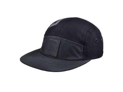 R3ICH бейсболка 5-панельна Total Black