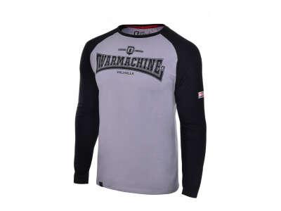 R3ICH футболка з довгим рукавом Warmachine сірий