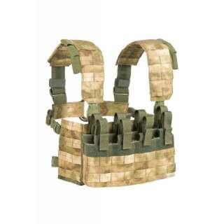 Разгрузочная система-лифчик Frogman AK Chest Rig, [1114] AFG Camo, P1G-Tac®