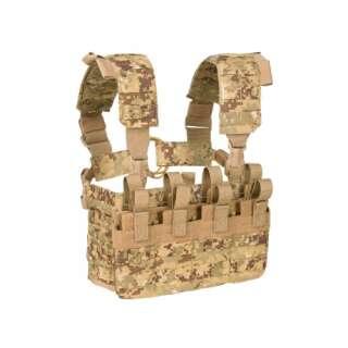 Разгрузочная система-лифчик Frogman AK Chest Rig, [1307] SOCOM camo, P1G-Tac®