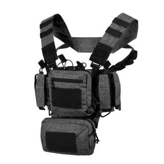 Разгрузочная система TRAINING MINI RIG - Nylon, 0119Z-Black/Grey Melange, Helikon-Tex®