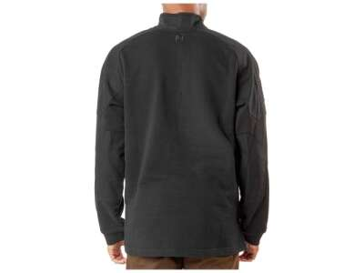 Реглан 5.11 Radar Fleece Half Zip, [019] Black, 5.11 Tactical®