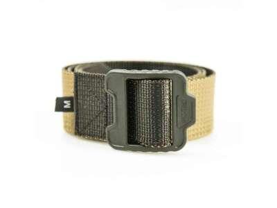 Ремень брючный двухсторонний FDB- R (Frogman Duty Belt Reversible), [1139] Чёрный/Койот, P1G