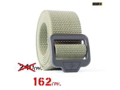 Ремень брючный FDB-UA-1 (Frogman Duty Belt with UA logo), [1270] Olive Drab, P1G®