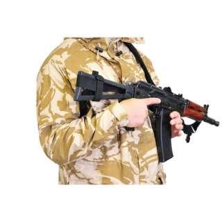 Ремень оружейный автоматный (трёхточечный), [019] Black, A-line®