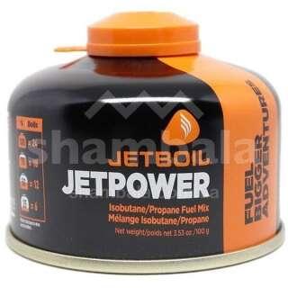 Резьбовой газовый баллон Jetboil Jetpower Fuel Blue, 100 г (JB JF100-EU)