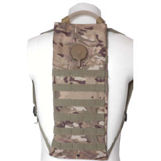 Royal Tiger Hydration Pack MOLLE Multicam