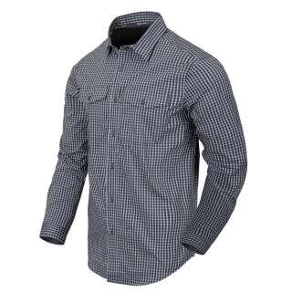 Сорочка Covert Concealed Carry з д. Рукавами, Phantom Grey Checkered, Helikon-Tex
