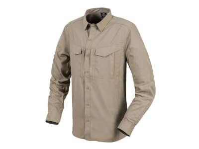 Рубашка Defender Mk2 TROPICAL, Silver Mink, Helikon-Tex®