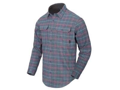 Сорочка GREYMEN з д. Рукавами, Graphite Plaid (PB), Helikon-Tex®