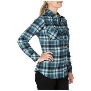 Сорочка жіноча тактична фланелева 5.11 Heartbreaker Flannel Shirt, 5.11 ®