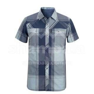 Сорочка чоловіча Black Diamond M SS Technician Shirt, M - Indigo (BD TJ4U.425-M)