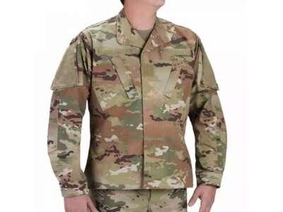 Рубашка полевая PROPPER Battle Rip ACU Coat, Multicam, Propper®