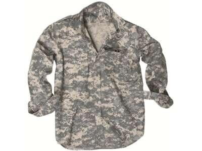 Рубашка с длинными рукавами Rip-Stop, at-digital, Sturm Mil-Tec