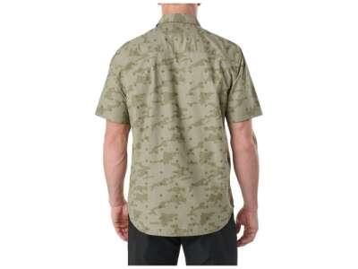 Сорочка з коротким рукавом 5.11 Crestline Camo Shirt, [256] Python, 44140