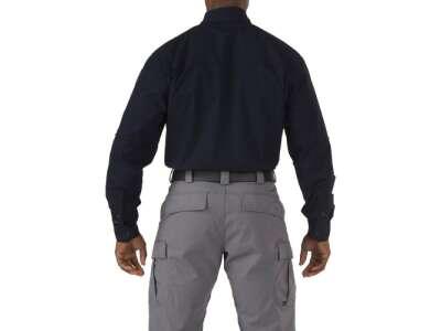 Рубашка тактическая 5.11 STRYKE™ LONG SLEEVE SHIRT, [019] Black, 5.11