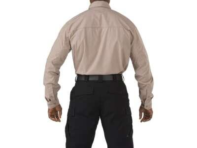 Рубашка тактическая 5.11 STRYKE™ LONG SLEEVE SHIRT, [055] Khaki, 5.11