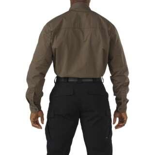 Рубашка тактическая 5.11 STRYKE™ LONG SLEEVE SHIRT, [192] Tundra, 5.11
